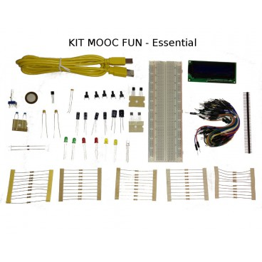 Kit Mooc Fun - Essential
