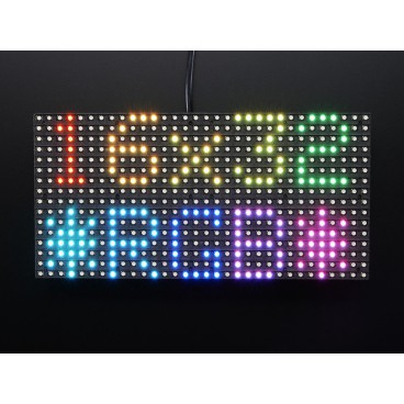 Matrice de 32x16 LED RGB
