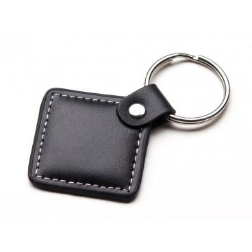 Porte clefs Mifare Classic en cuir 13.56MHz RFID NFC