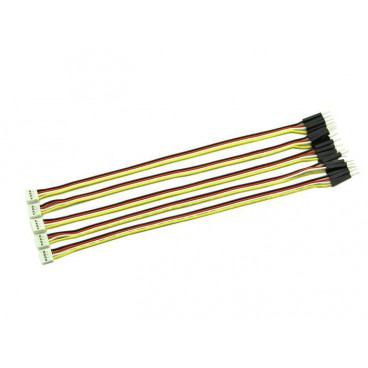 5X Cable adaptateur Grove vers Jumper male