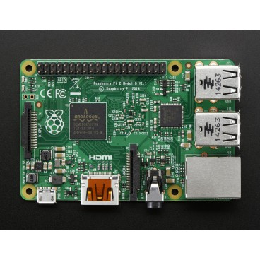 Raspberry PI2 - Model B 1Go - V1.2