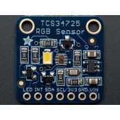 Capteur de couleur RGB avec Filtre IR et LED blanche - TCS34725