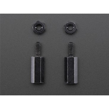 Balusters M2.5 to Hat Raspberry - set of 2
