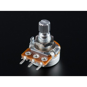 Potentiometer 10 K Mount Panel