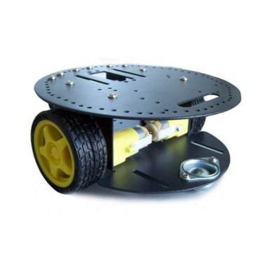 Plateforme Robot 2WD compatible Arduino