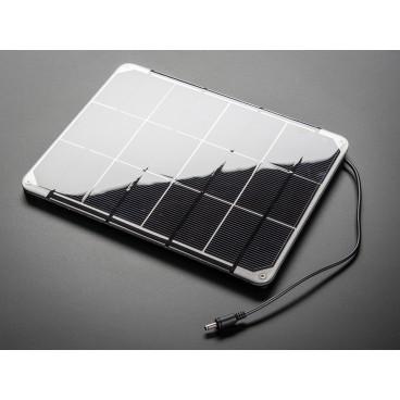 Giant 6V solar panel 5, 6W