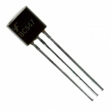 10 x BC547 Transistors - NPN