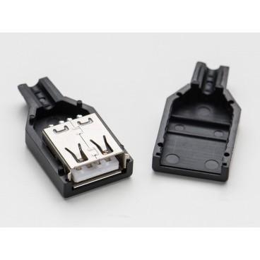 Connecteur USB Type A Femelle