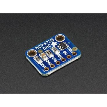 Breakout MCP4725 - 12-bit I2C DAC