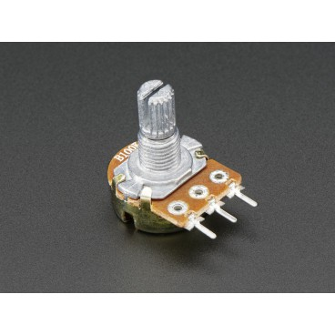 Potentiometer 100 K Mount Panel