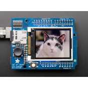 """Shield TFT Couleur 1,8"""" avec microSD et Joystick"""