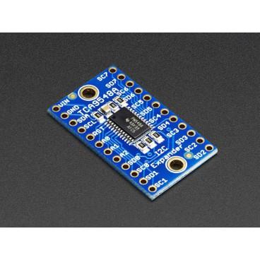 Multiplexeur I2C - TCA9548A
