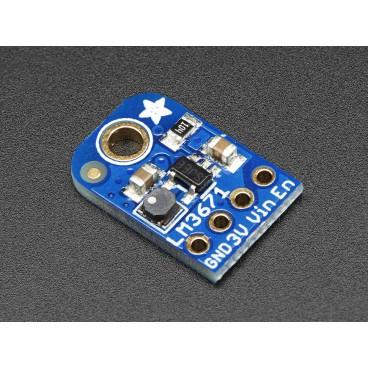 3, 3V 600mA - LM3671 3.3V voltage regulator