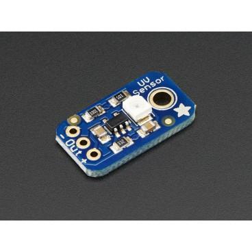 Capteur de lumiere UV analogique - GUVA-S12SD