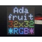 Matrice de 32X32 LED RGB pitch 4mm