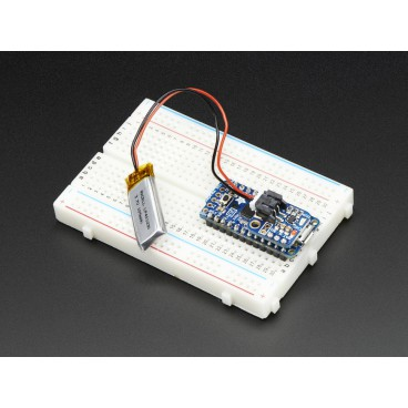 Adafruit Pro Trinket LiIon/LiPoly Backpack Add-On