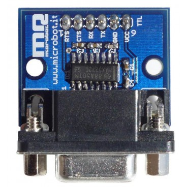 Adaptateur RS232-TTL 3,3V et 5V