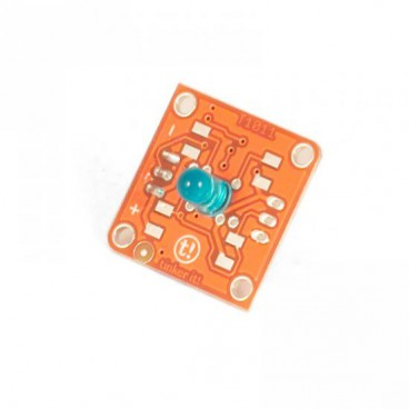 Blue 5mm TinkerKit LED module