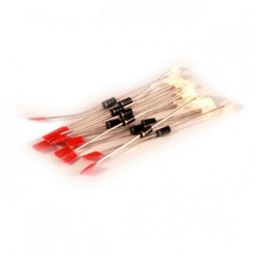 10 X diode 1N4007