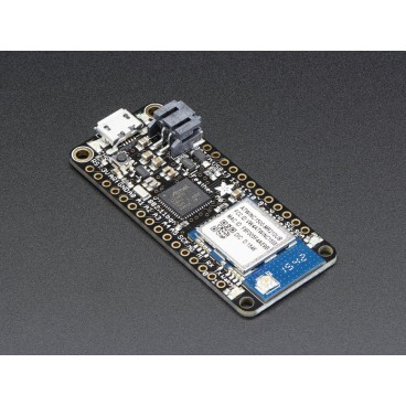 Adafruit Feather M0 WiFi avec uFL - ATSAMD21 + ATWINC1500 - fw 19.4.4