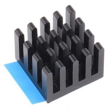 Heat sink for Raspberry ft3 - BGA 13 x 13.5 x 10mm