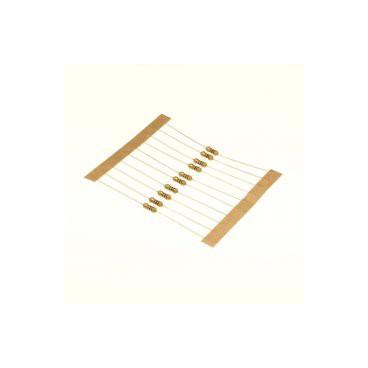 10 X resistors 0.25W 4, 7kohms