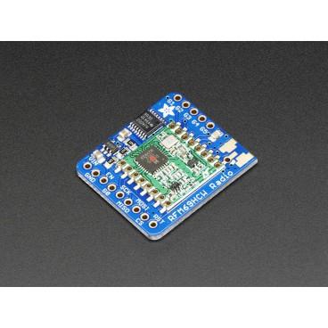 RFM69HCW Radio Transceiver Breakout - 433 MHz