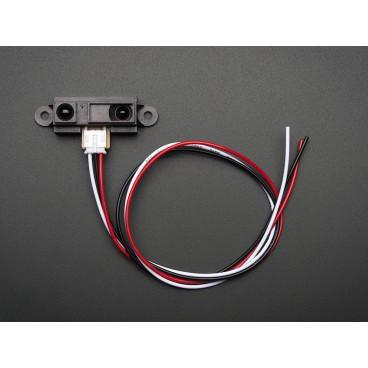 Capteur de distance IR avec cable (10cm-80cm) GP2Y0A21YK0F
