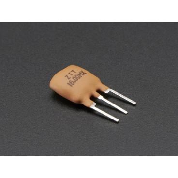 Oscillateur resonateur 16MHz ceramique