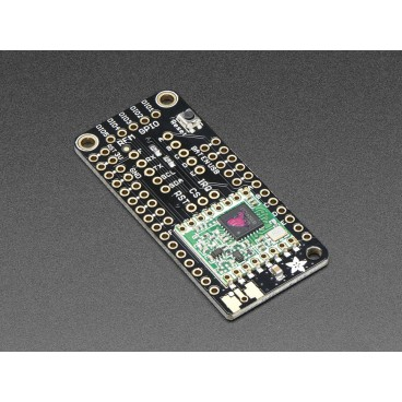 LoRa FeatherWing - RFM95W 433 MHz Radio