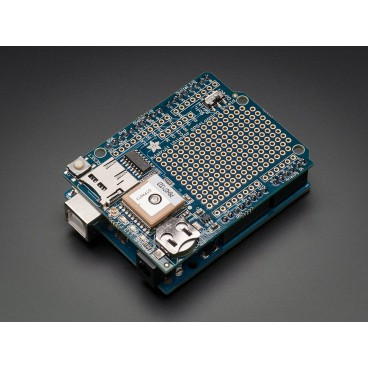 Adafruit GPS Shield Ultimate
