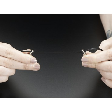 Conductive elastic - sensor of stretch cord