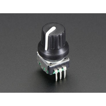 Rotary encoder 24 positions with validation + knob