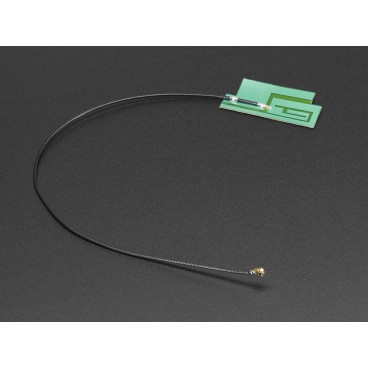 Mini antenne GSM/cellulaire quadri-bande 3dBi 200mm