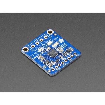 Amplificateur MAX31865 pour sonde de temperature PT100 RTD
