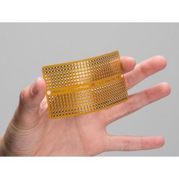 Adafruit Flex Perma-Proto Half-sized Breadboard flex PCB - Single