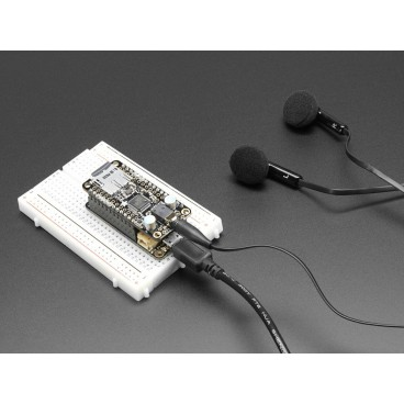 Music Maker MP3 with Amp Stereo 3W for Arduino Shield - v1.0