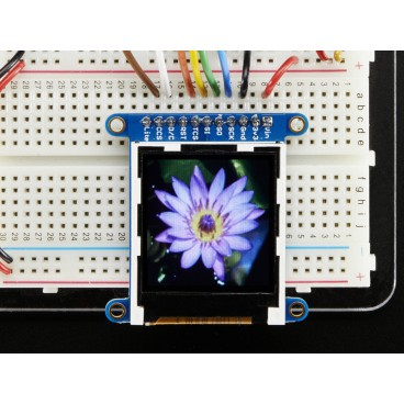 """Screen TFT 1.44 """"with MicroSD - ST7735R"""