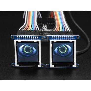 Animated Eyes Bonnet pour Raspberry Pi - Mini Kit