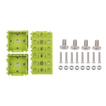 Grove Wrapper - 1X1 Vert - Pack de 4