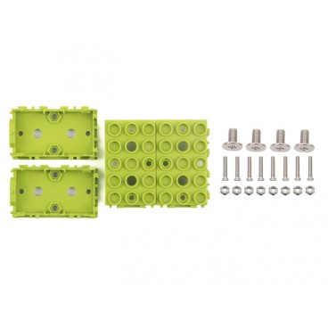 Grove Wrapper - 1 X 2 Green - Pack of 4