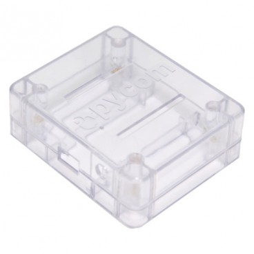 PyCase Clear - Transparent case for Pycom IoT