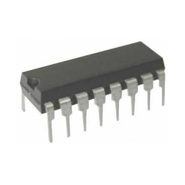 PCF8574AN - Circuit d'extension de port 8bits I2C