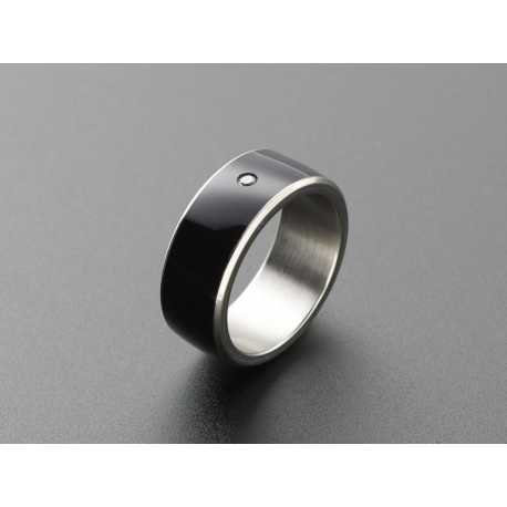 NFC RFID Ring - Size 9 - NTAG213