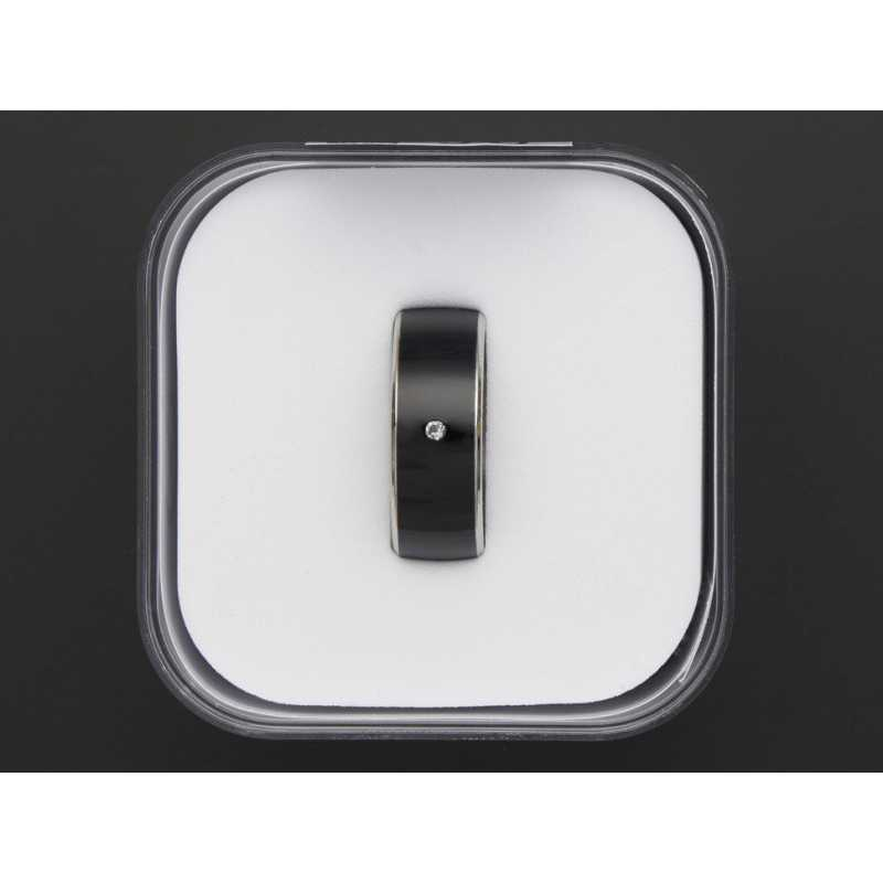 Nfc Rfid Ring Size 10 Ntag213 Boutique Semageek