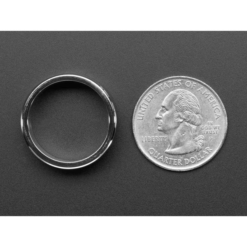 NFC RFID Ring - Size 10 - NTAG213