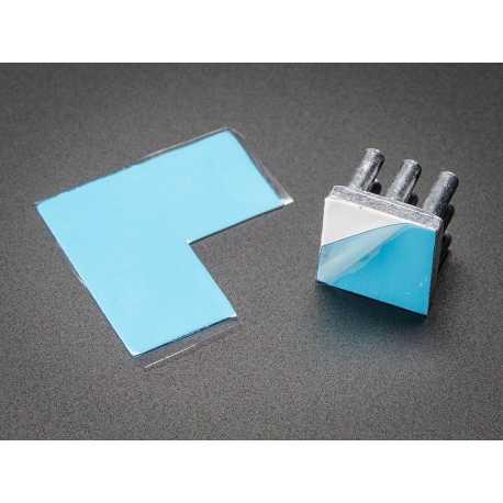 Ruban thermique dissipateur de chaleur - 3M 8810 - 25mm x 25mm