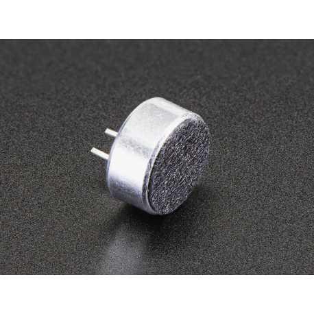 Microphone Electret - 20Hz-20KHz Omnidirectionel