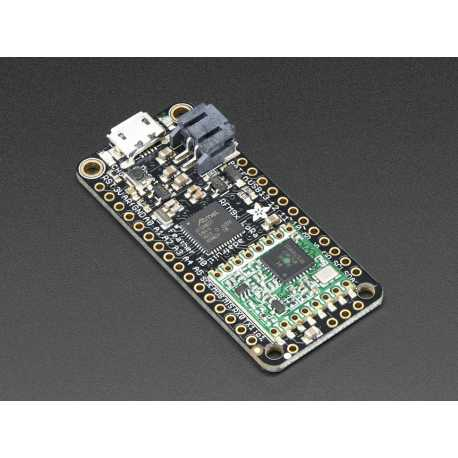Adafruit Feather M0 RFM95 LoRa Radio - 900 MHz