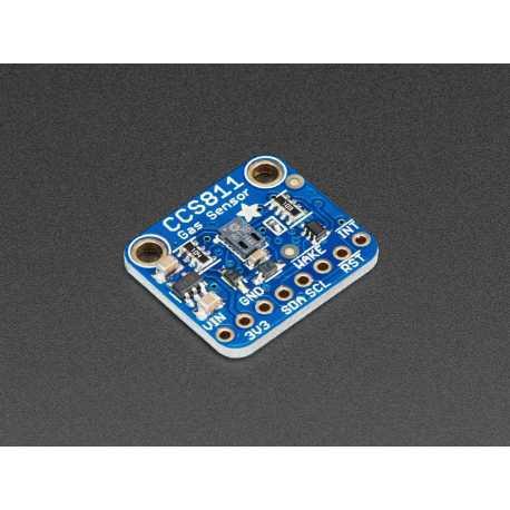 Capteur de qualite de l'air VOC et eCO2 - CCS811